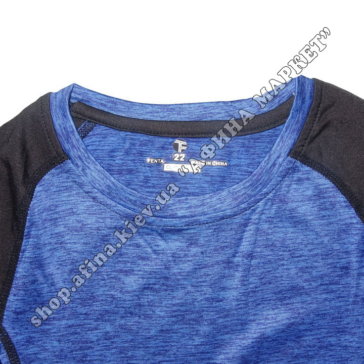 Thermal Underwear FENTA Reflective комплект Blue Kids 107610