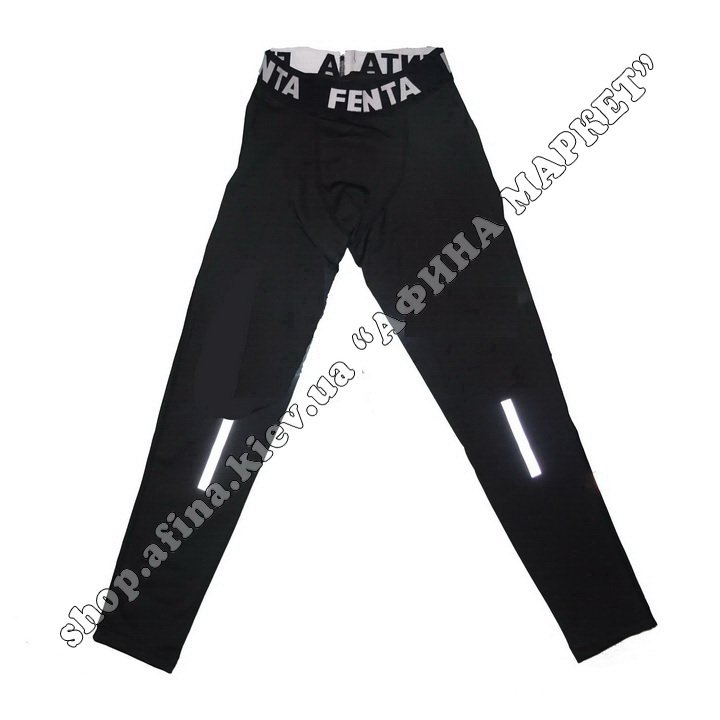 Thermal Underwear FENTA Reflective комплект Blue Kids 107611