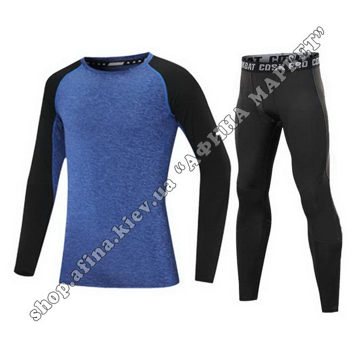 Thermal Underwear FENTA Reflective комплект Blue Kids 110039
