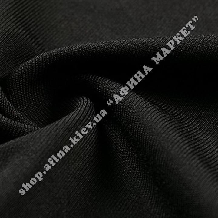 Термобілизна дитяча для футболу SPORT комплект Black  107634