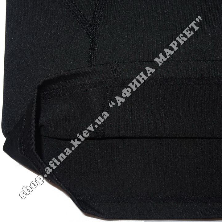 Термобілизна дитяча для футболу SPORT комплект Black  107627