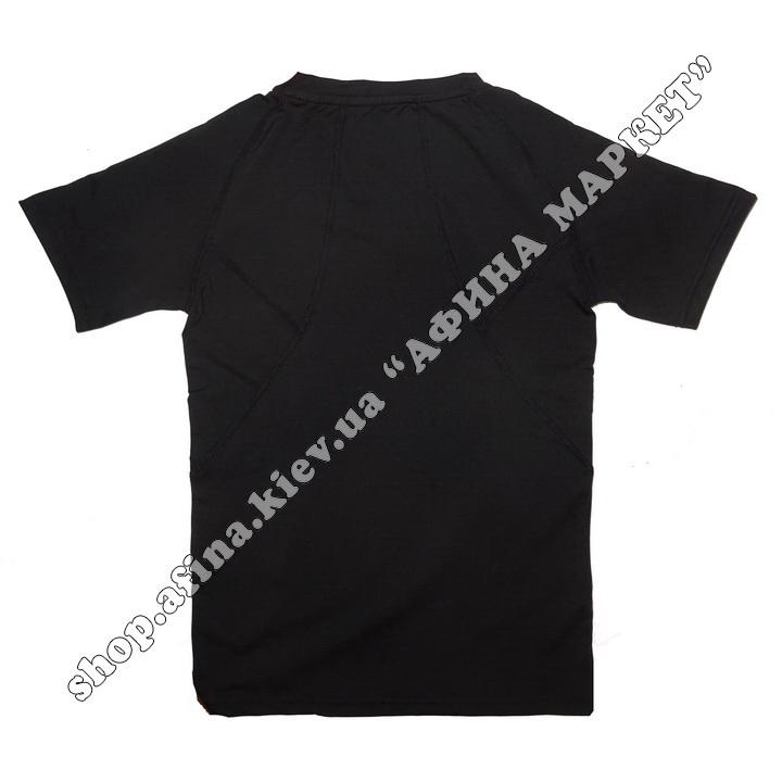 Термобілизна дитяча для футболу SPORT комплект Black  107628