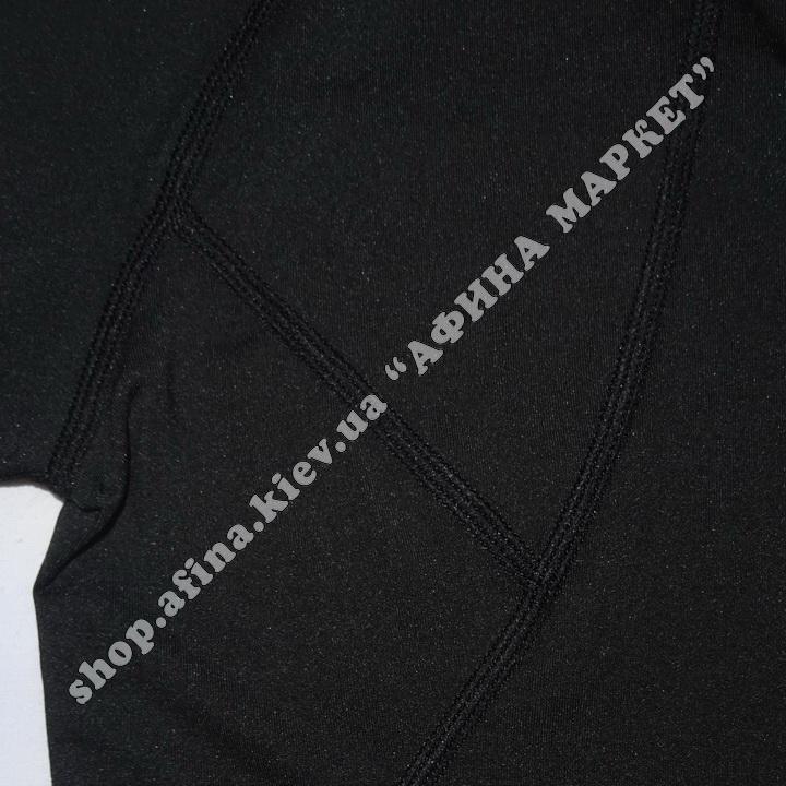 Термобілизна дитяча для футболу SPORT комплект Black  107629