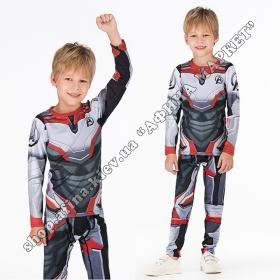 комплект Quantum Warrior Avengers Cody Lundin Marvel Kids