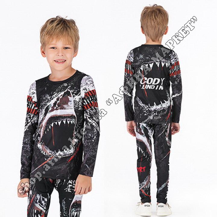 комплект Shark Cody Lundin Venum Black Kids 109472
