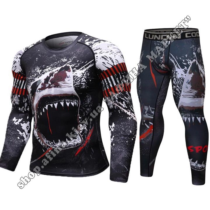 комплект Shark Cody Lundin Venum Black Kids 109475