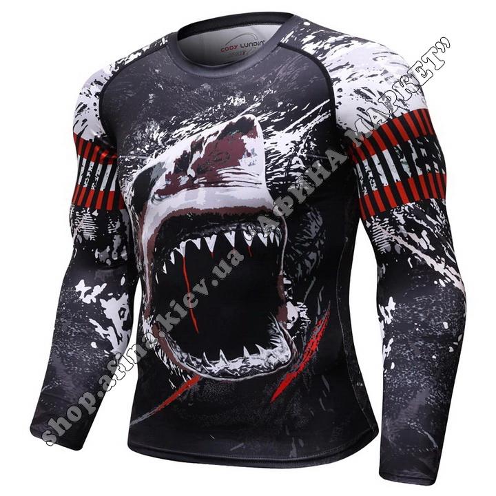 комплект Shark Cody Lundin Venum Black Adult 109966