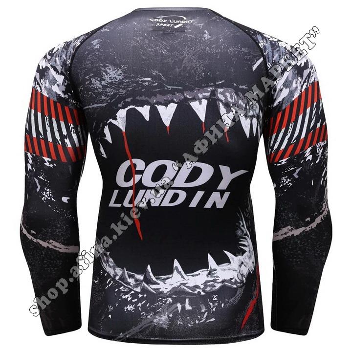комплект Shark Cody Lundin Venum Black Adult 109967