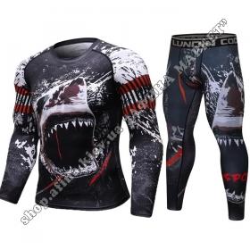 комплект Shark Cody Lundin Venum Black Adult