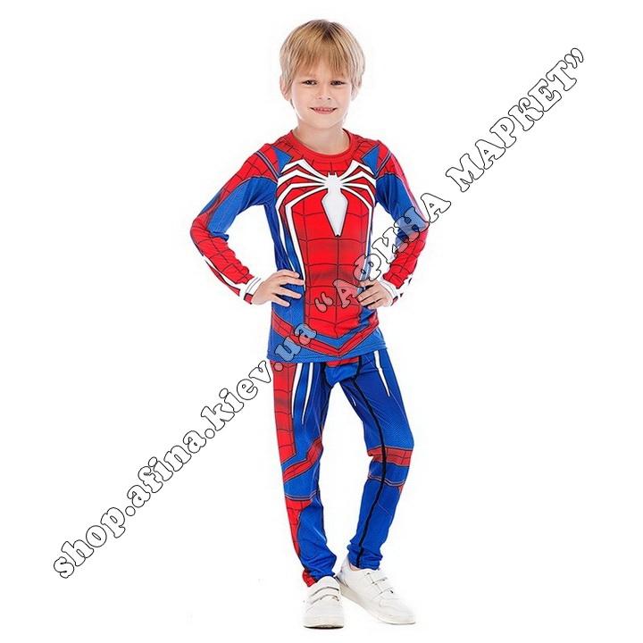 комплект Spiderman Avengers Cody Lundin Marvel 109487