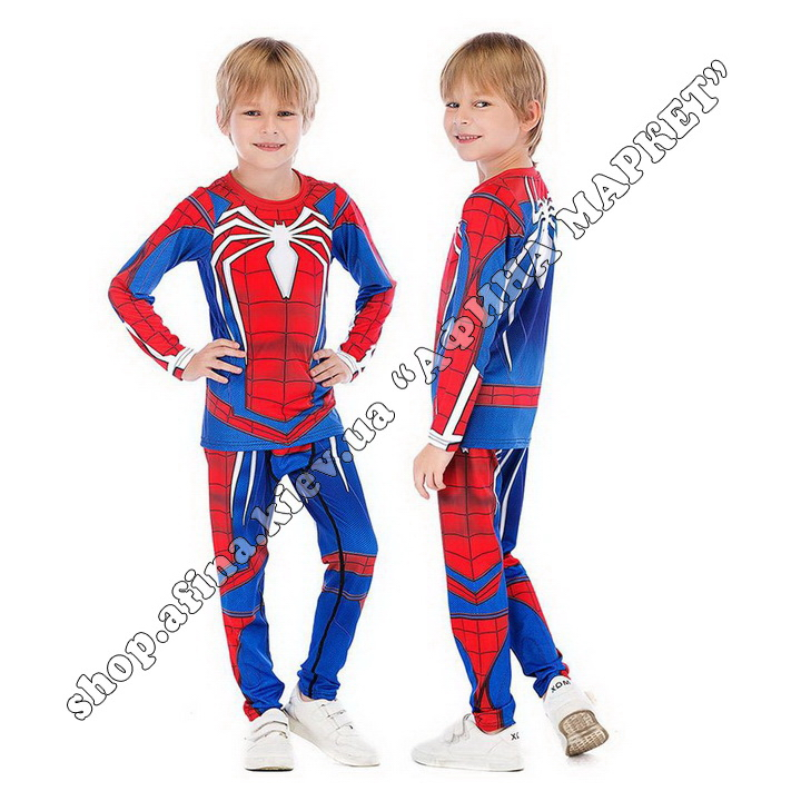 комплект Spiderman Avengers Cody Lundin Marvel 109492