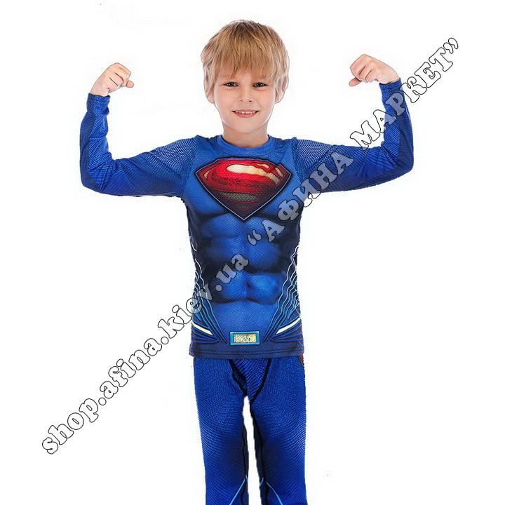 комплект SuperMan Avengers Cody Lundin Marvel 109483