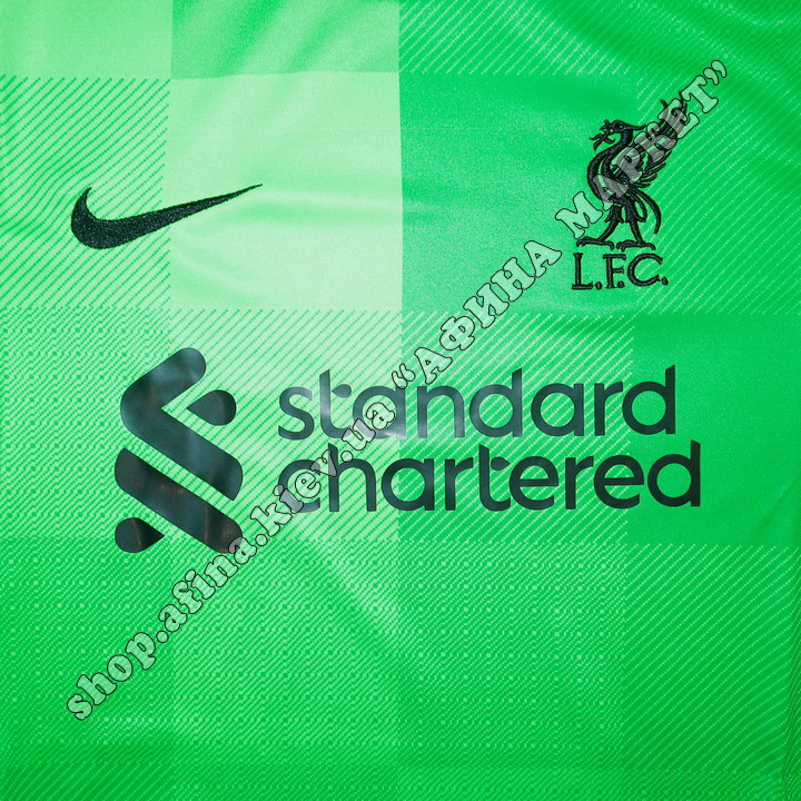ЛИВЕРПУЛЬ 2021-2022 Nike Goalkeeper Home 109293