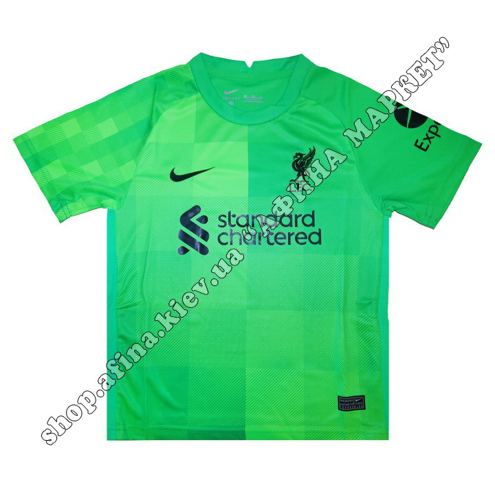 ЛИВЕРПУЛЬ 2021-2022 Nike Goalkeeper Home 109290