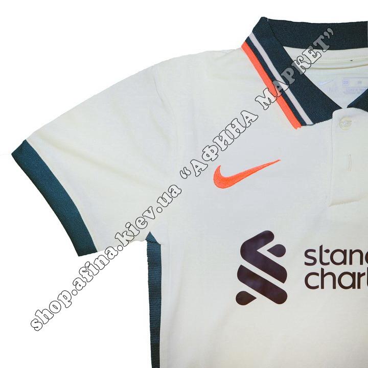 ЛІВЕРПУЛЬ 2021-2022 Nike Away 109216