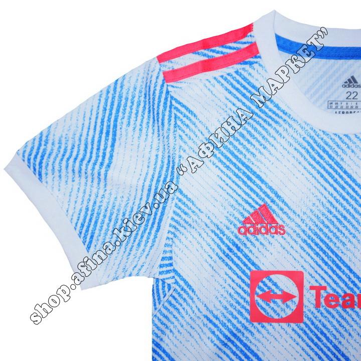 МАНЧЕСТЕР ЮНАЙТЕД 2021-2022 Adidas Away 109164
