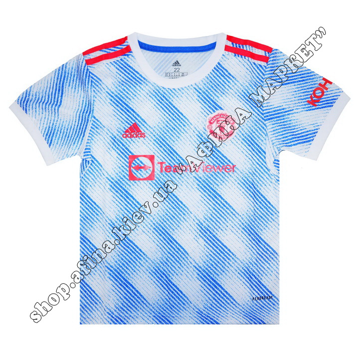 МАНЧЕСТЕР ЮНАЙТЕД 2021-2022 Adidas Away 109163