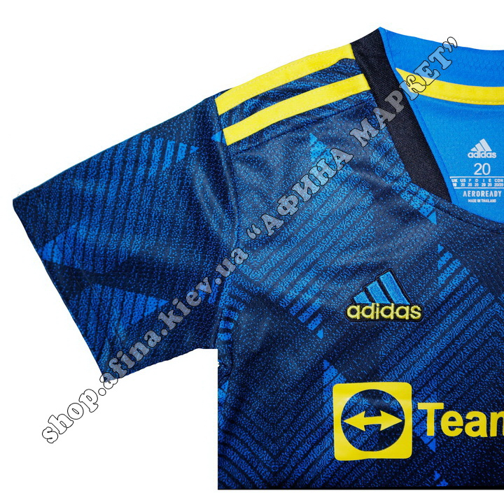 МАНЧЕСТЕР ЮНАЙТЕД 2021-2022 Adidas Third 109766