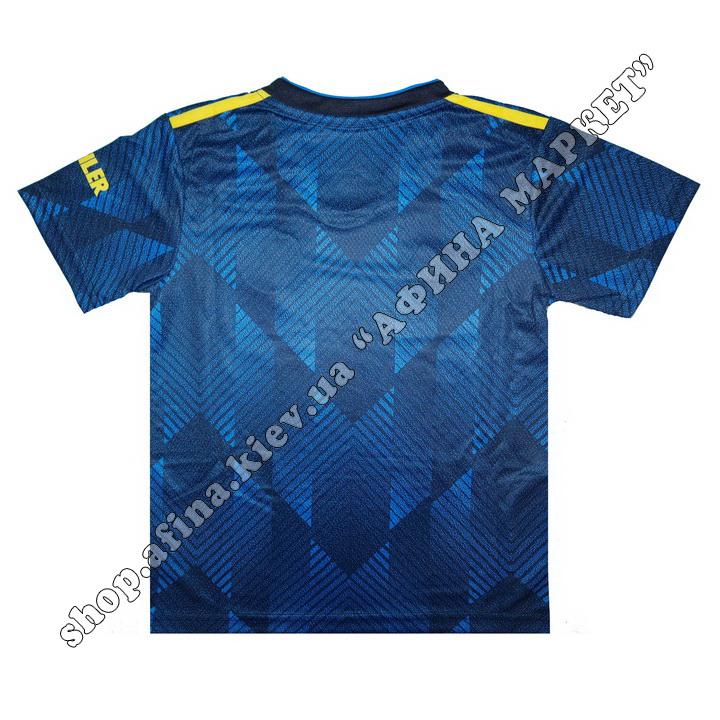 МАНЧЕСТЕР ЮНАЙТЕД 2021-2022 Adidas Third 109771