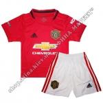 Форма Манчестер Юнайтед 19-20 домашняя Adidas детская S