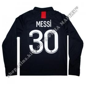 Нанесение фамилии, имени и номера на футбольный костюм ПСЖ