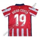 Нанесення імені, прізвища, номера на форму Атлетіко Мадрид 2021