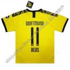 Нанесення імені, прізвища, номера на форму Боруссія Дортмунд 2020