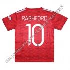 Нанесення імені, прізвища, номера, Манчестер Юнайтед 2021 Home