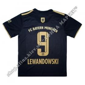 Нанесение имени, фамилии, номера на форму Бавария Мюнхен 2021-2022