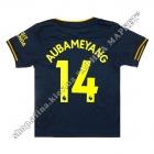 Нанесення імені, прізвища, номера на форму Арсенал 19-20