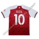 Нанесення імені, прізвища, номера на форму Арсенал 2020-2021