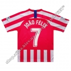 Нанесение имени, фамилии, номера на форму Атлетико Мадрид 2020