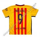 Нанесення імені, прізвища, номера на форму Барселона 2015-2016