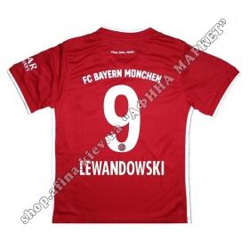 Нанесение имени, фамилии, номера на форму Бавария Мюнхен 2021