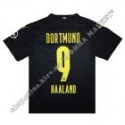 Нанесення імені, номера на форму Боруссія Дортмунд 2021