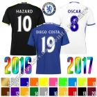 Нанесення імені, прізвища, номера, шрифт Челсі 2017