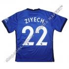 Нанесення імені, прізвища, номера, шрифт Челсі 2020-2021