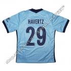 Нанесення імені, прізвища, номера, шрифт Челсі 2021