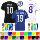 Нанесення імені, прізвища, номера, шрифт Челсі 2016-2017