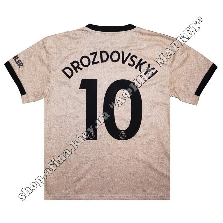 Нанесение имени, фамилии, номера, шрифт Манчестер Юнайтед 2020 66472