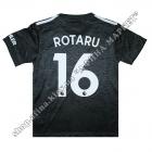 Нанесення імені, прізвища, номера, шрифт Манчестер Юнайтед 2021