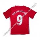 Нанесення імені, прізвища, номера, шрифт Манчестер Юнайтед 2017