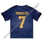 Нанесение имени, фамилии, номера, Реал Мадрид 2020