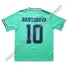 Нанесення імені, прізвища, номера, шрифт Реал Мадрид 2020