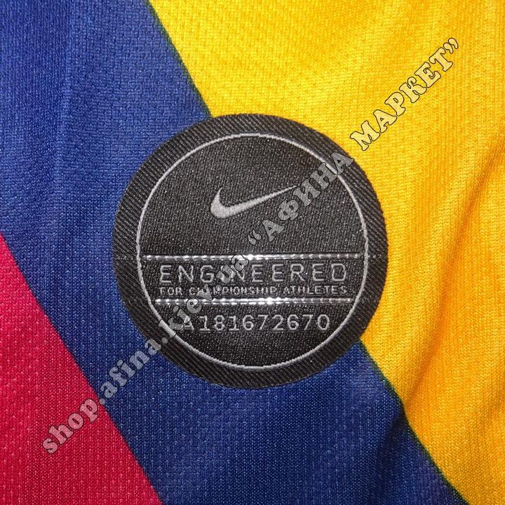 БАРСЕЛОНА Nike 2019-2020 Away 93492