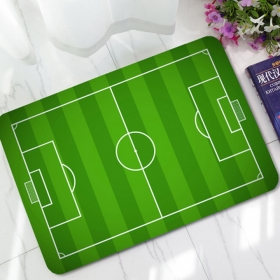 Прикроватный коврик Футбольное поле