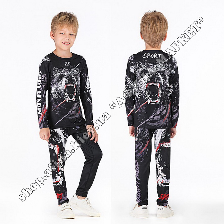комплект Grizzli Cody Lundin Venum Kids