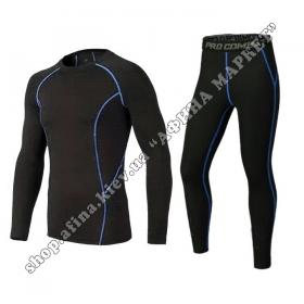 SENJI комплект Black/Blue