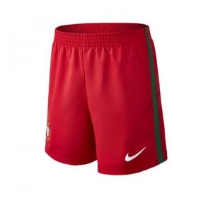 Шорты Португалии 2016 Nike домашние