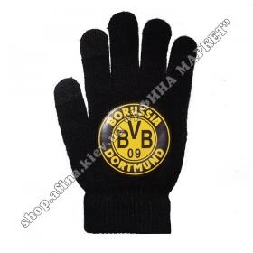 Спортивные перчатки футбольные Боруссия Дортмунд